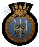 GLOUCESTER - Blazer Badge~OFFICIALLY LICENCED PRODUCT (1) (5)